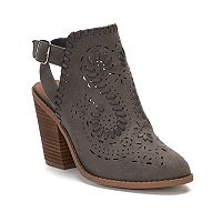 sugar Realness Women's Ankle Boots