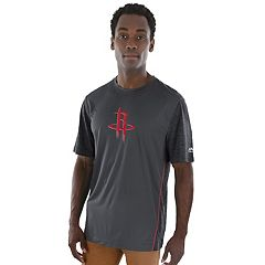 Men's Majestic Houston Rockets Respect the Win Tee