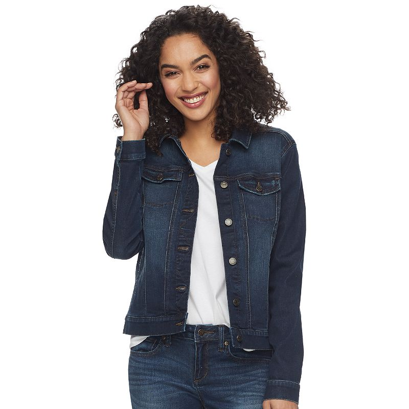 03fe07dff1a Women's SONOMA Goods for Life™ Jean Jacket