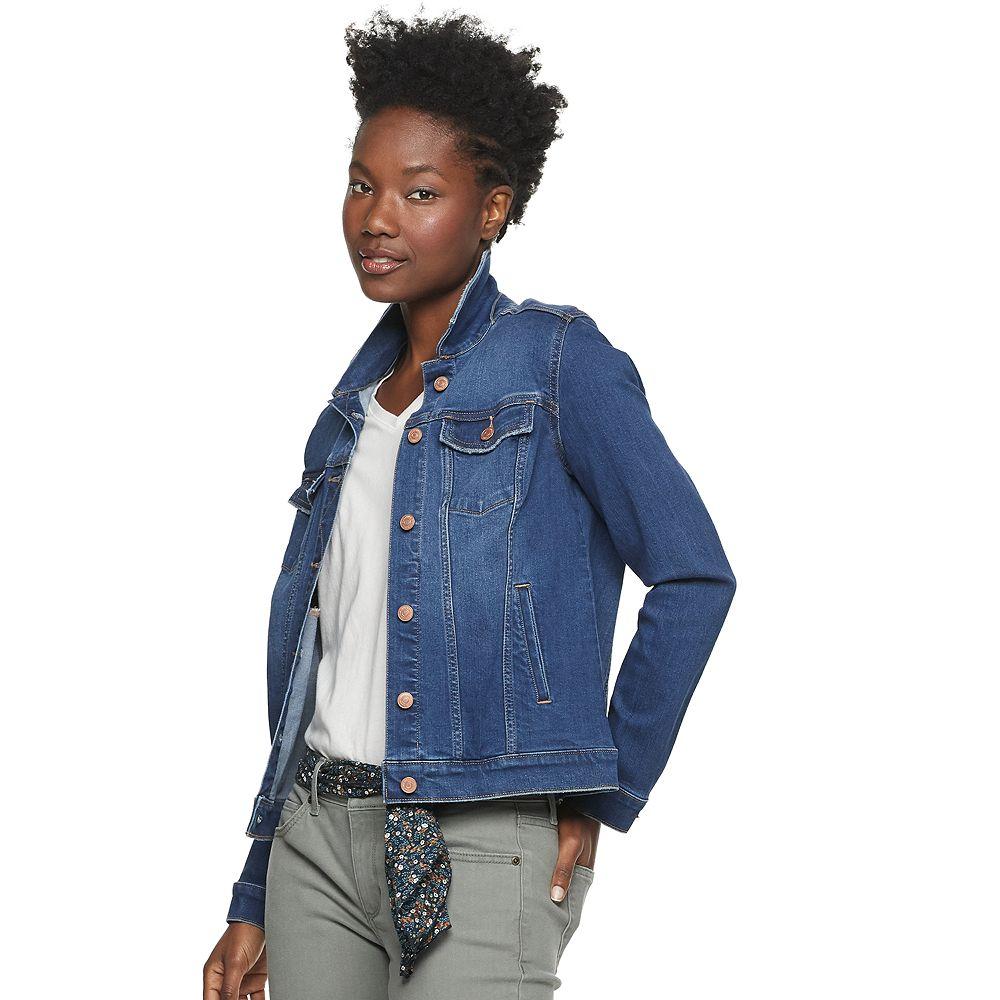 Women's SONOMA Goods for Life® Jean Jacket