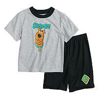 Boys 4-10 Scooby Doo 2 pc Pajama Set