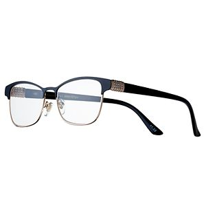ae6ee8f86a06 Women s Modera by Foster Grant Samira Tortoise Square Reading Glasses. Sale