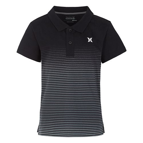 Boys 4-7 Hurley Dri-FIT Ombre Polo Shirt