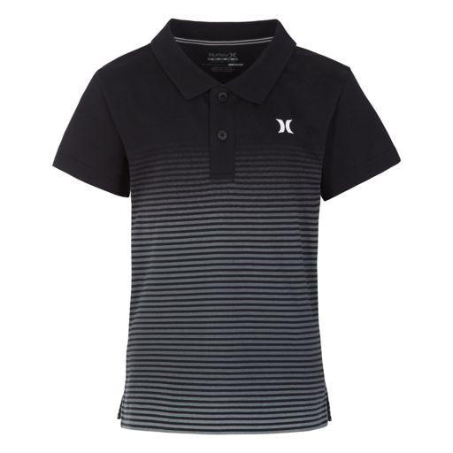 Boys 4-7 Hurley Dri-FIT Ombre Polo Shirt