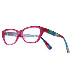 Women's Modera by Foster Grant Kensie Floral Cat-Eye Reading Glasses