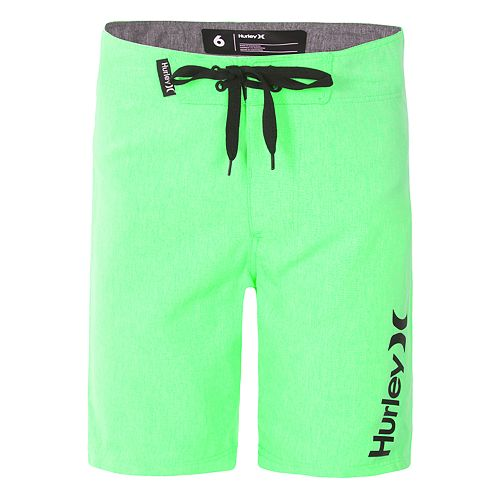 Boys 4-7 Hurley Heathered One & Only Boardshorts