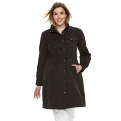 Plus Size Apt. 9® Soft Anorak Jacket