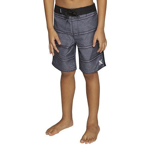 Boys 4-7 Hurley Shoreline Striped Board Shorts