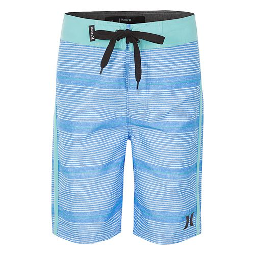 Boys 4-7 Hurley Shoreline Striped Board Shorts