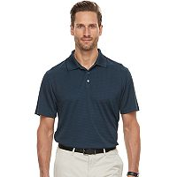 Men's Haggar In Motion Regular-Fit Stretch Polo