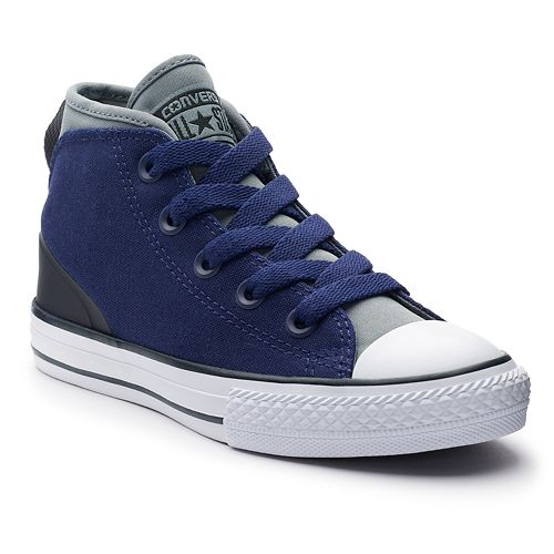 34cbac269436 Kids  Converse Chuck Taylor All Star Syde Street Mid Sneakers