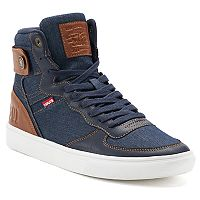 Levi's® Jeffrey Hi 501™ Men's Sneakers