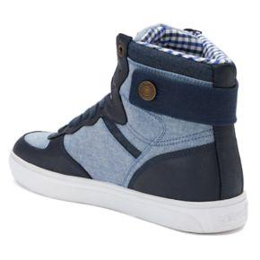 Levi's® Jeffrey Hi 501 SB Men's High-Top Sneakers