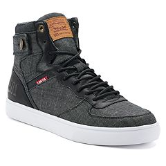Levi's® Jeffrey Hi 501 SB Men's High-Top Sneakers