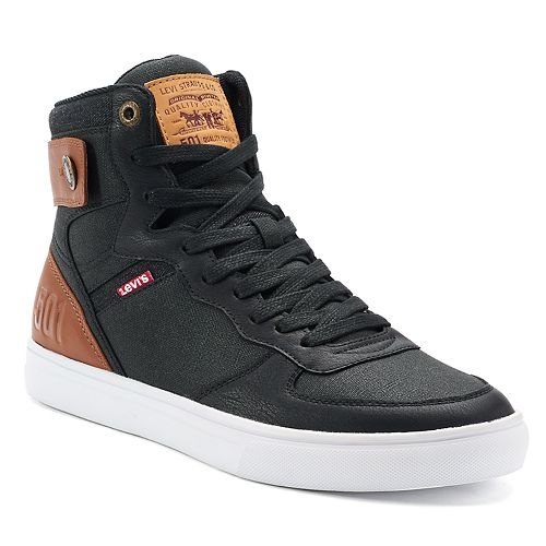 a57eb0ed Levi's® Jeffrey Hi 501 Core Men's High-Top Sneakers