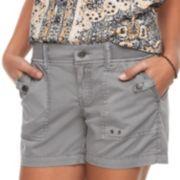 Women's SONOMA Goods for Life? Ultra Comfortwaist Utility Shorts