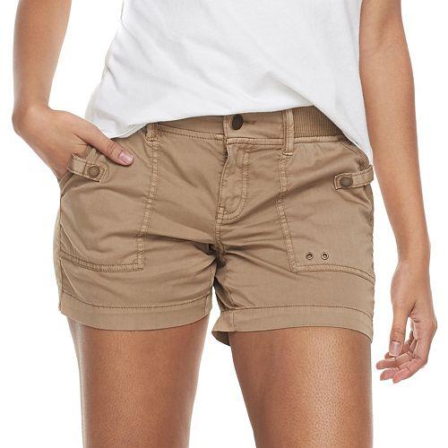 Women's SONOMA Goods for Life™ Ultra Comfortwaist Utility Shorts