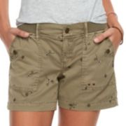 Women's SONOMA Goods for Life? Ultra Comfortwaist Utility Shorts