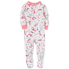 Baby Girl Carter's Printed Sleep & Play