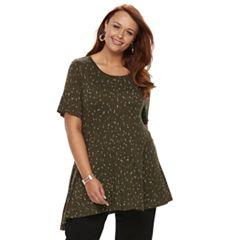 Plus Size Apt. 9® Tunic Top
