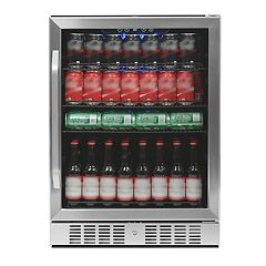 NewAir Deluxe Beverage Cooler