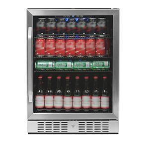 NewAir Deluxe Beverage Cooler