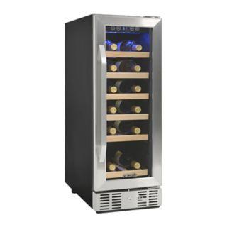 NewAir 19-Bottle Compressor Wine Cooler