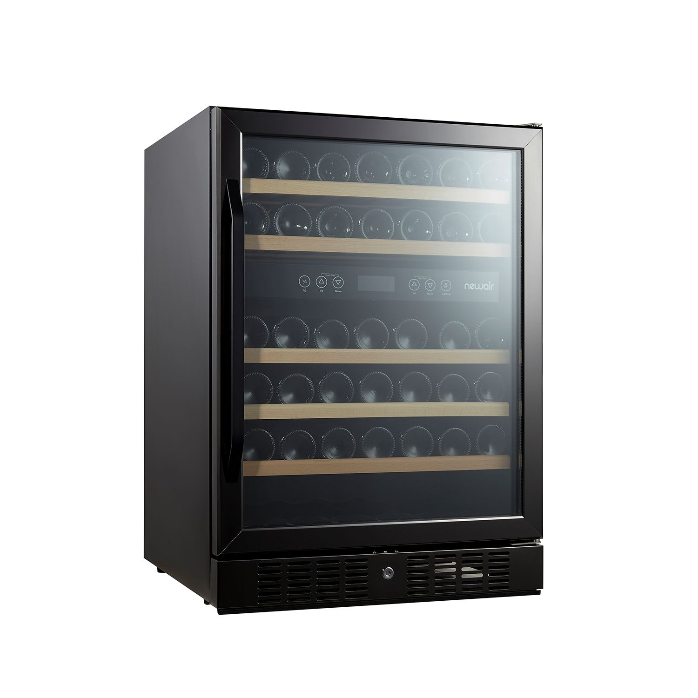 NewAir 46-Bottle Dual-Zone Wine Cooler  sc 1 st  Kohlu0027s & Wine Coolers Small Appliances Kitchen u0026 Dining | Kohlu0027s