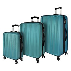 Elite Luggage Verdugo 3-Piece Hardside Spinner Luggage Set