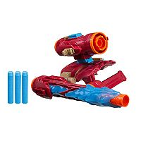 Marvel Avengers: Infinity War Nerf Iron Man Assembler Gear by Hasbro