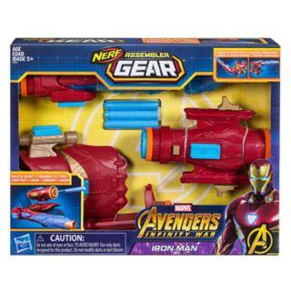 Marvel Avengers: Infinity War Nerf Iron Man Assembler Gear by Hasbro