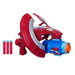 Marvel Avengers: Infinity War Nerf Captain America Assembler Gear by Hasbro