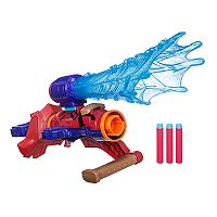 Marvel Avengers: Infinity War Nerf Iron Spider Assembler Gear by Hasbro
