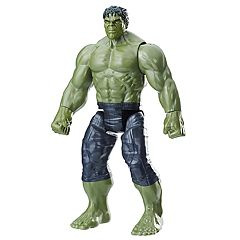 Marvel Avengers: Infinity War Titan Hero Series Hulk with Titan Hero Power FX Port by Hasbro