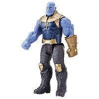 Marvel Avengers: Infinity War Titan Hero Series Thanos with Titan Hero Power FX Port by Hasbro