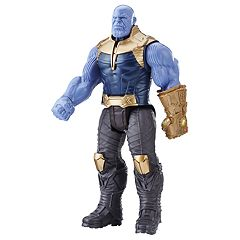 Marvel Avengers: Infinity War Titan Hero Series Thanos with Titan Hero Power FX Port by Hasbro