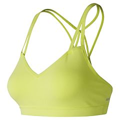 New Balance Studio Strappy Back Low-Impact Sports Bra WB81031