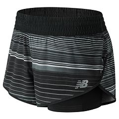 Women's New Balance Impact Printed 4' Running Shorts
