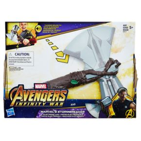 Marvel Avengers: Infinity War Marvel's Stormbreaker Electronic Axe by Hasbro