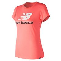 Women's New Balance NB Logo Graphic Tee