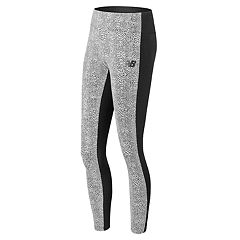 Women's New Balance Athletics Color Block Leggings