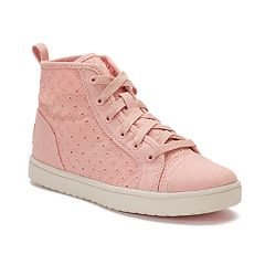 Koolaburra by UGG Kellen Girls' High Top Sneakers