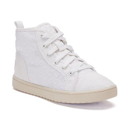 Koolaburra by UGG Kellen Girls' High Top Sneakers