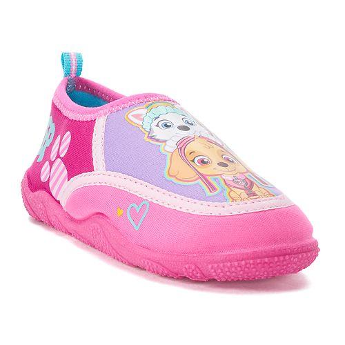 Paw Patrol Skye & Everest Toddler Girls' Water Shoes