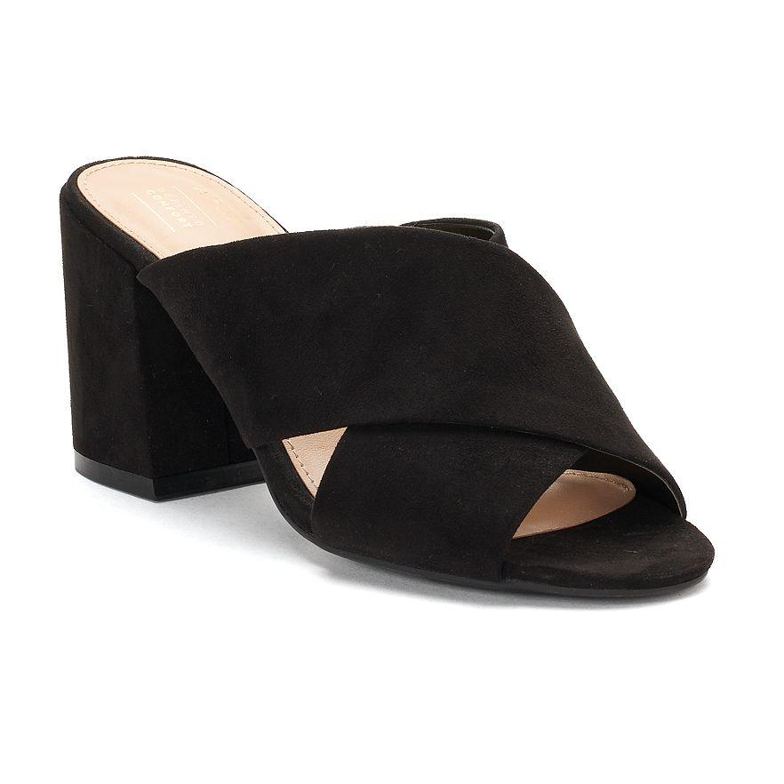 4ed098d7d0a05 Apt. 9® Motivated Women s Block Heel Sandals. View Larger