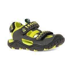 Kamik Coral Reef Toddler Boys' Waterproof Sport Sandals