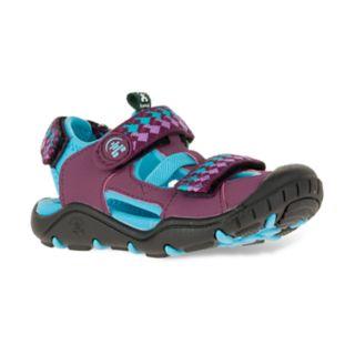 Kamik Coral Reef Toddler Girls' Waterproof Sport Sandals