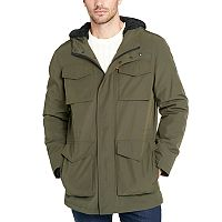 Men's Levi's All-Weather Sherpa-Lined Hooded Parka