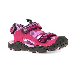 Kamik Coral Reef Girls' Waterproof Sport Sandals
