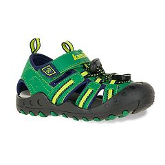 Kamik Crab Toddler Boys' Waterproof Sport Sandals